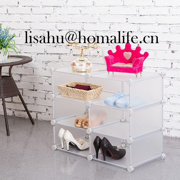 Elegant office document storage container for home
