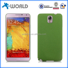 Matt skin DIY paypal accept hot phone case pc for samsung note 3