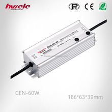 Water-resistant led driver 100W with SGS,CE,ROHS certification
