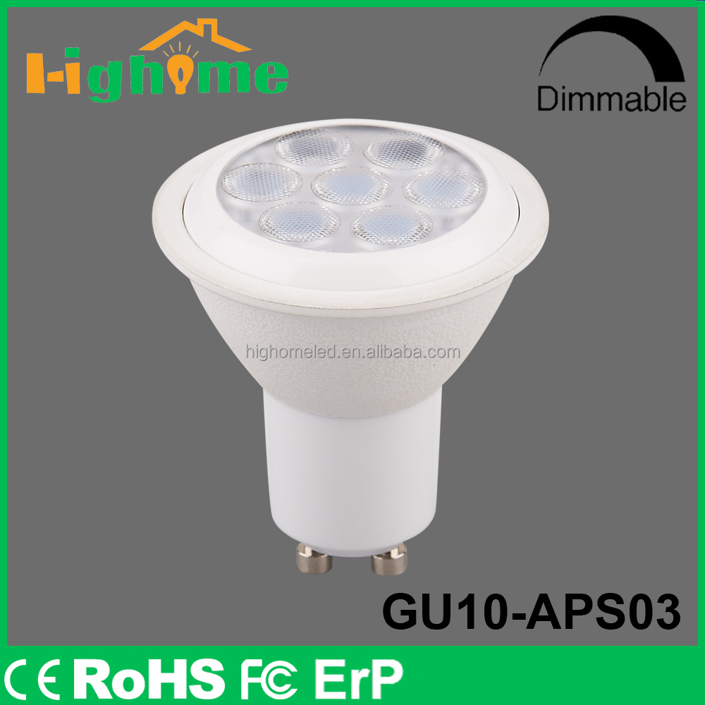 LED Bulb GU10 Lamp with lowest price