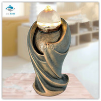 Chinese style bat relief water table fountain home decoration