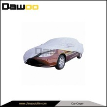 waterproof insulated plastic clear caravan cover for car