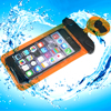 IPX8 PVC Mobile Phone Waterproof case for iphone 6s
