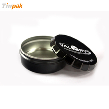 53mm round click clack tin box factory