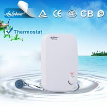 Intelligent display alpha water heater for hotel