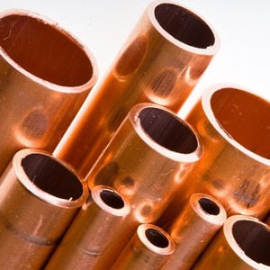 Customized size 0.1mm-50mm wall thickness c12200 copper pipe 12mm copper tube