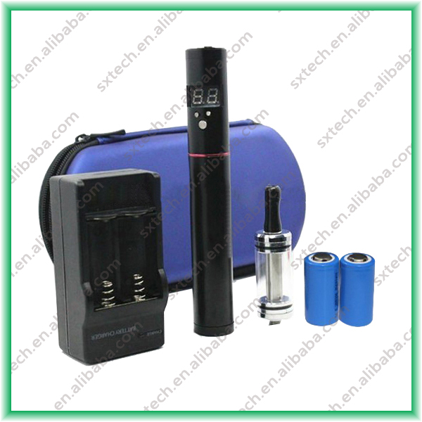 Sixin electronic cigarette Lava tube 2.0 with Variable Voltage