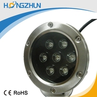 Outdoor white/warm white/ pure white/RGB led pool table light CE ROHS certification