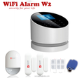 newest design USA gsm auto dial alarm system widely used in home