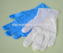 Disposable Colored Medical Grade Exam Nitrile Glove for Examination