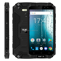 China low price phone 3G OUKITEL K10000 MAX with Waterproof Dustproof Shockproof Smartphone