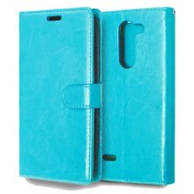 For LG G3 Stylus Novel Wallet Leather Case with Photo Frame Card Holder Stand fundas Mobile Phone Cover cases