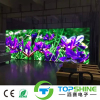 TS china hd led display screen hot xxx photos P8 smd outdoor full color module panel board