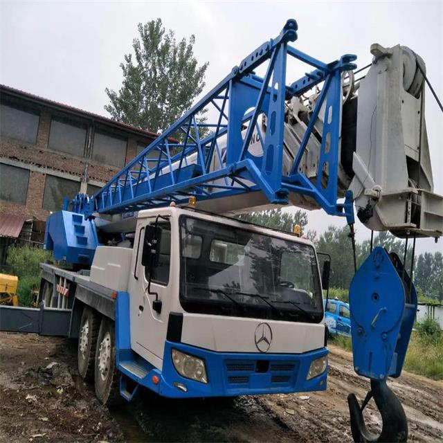 2014 Year Manufacture TADANO 120 Ton Used Japan Truck Crane With Mercedes-Benz