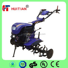 Newest Reach HT135FE 9HP Electric Garden Plow Cultivator