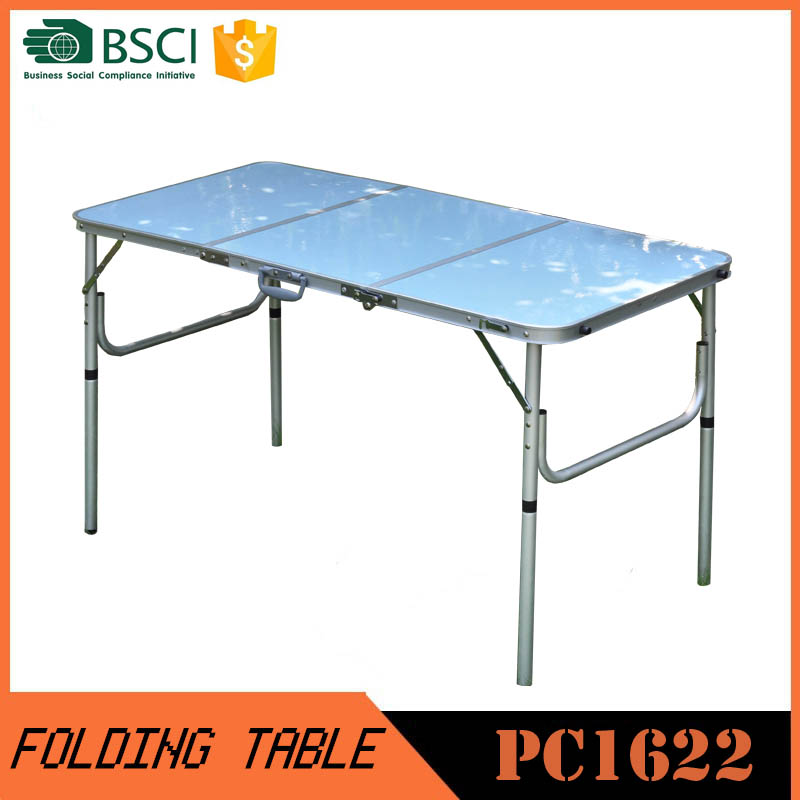 Metal 3 Folding table in outdoor tables