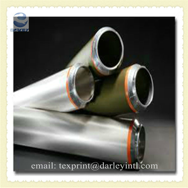 textile rotary printing nickle 125 mesh screen