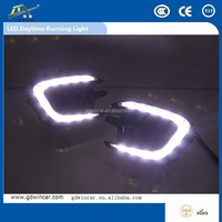 13 - 15 Model Replacement For Mitsubishi Pajero Sport L200 Daytime Running Light