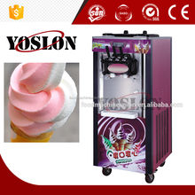 easy move ice cream soft type from Yoslon Guangzhou fair for Africa