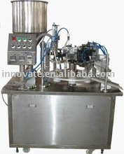 GZ-FW-F Tube Filling& Sealing Machine