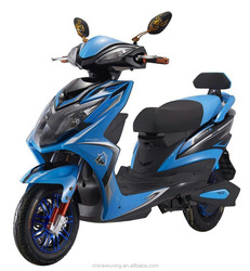 "10"" inch sport electric motorcycle in 1000W"