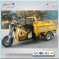 3 wheels motorcycle tricycle / 2015 year high quality three wheel cargo motorcycles/ three wheel motorcycle