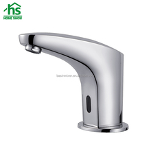Modern Wash Basin Shut Off Automatic sensor hand wash faucet