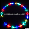 Unique design high-grade luminescence hula hoop with high quality