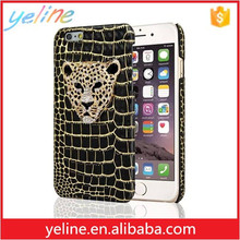 Rhinestone leopard phone case for iphone 6/6s/7