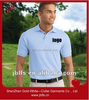 Customized fashion design branded golf polo shirt