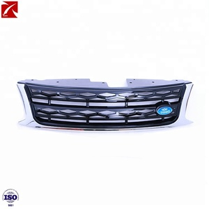 Wholesale auto chrome front car grille for Chevy Tiggo 5