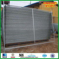 Low price/ High Quality hot-dipped temporary fence panel