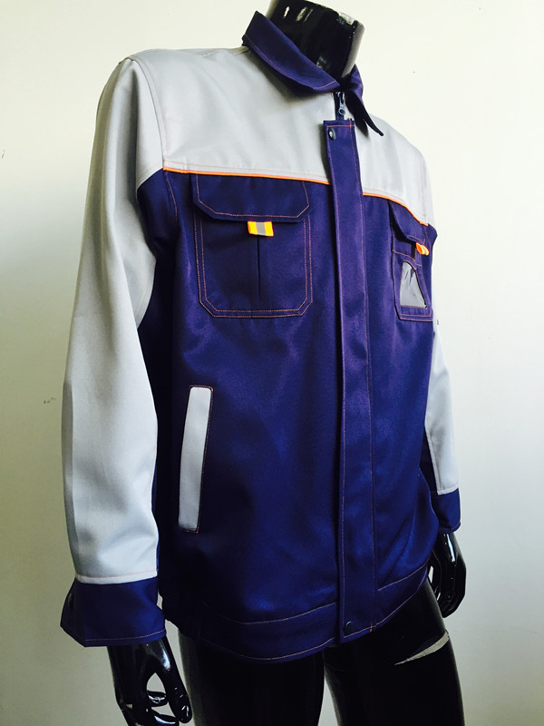 id card pocket workwear jacket