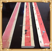 poplar plywood carpet tack strip/ flooring edge trim