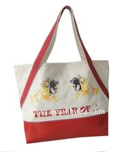 2011 new printed calico bags
