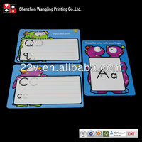 paper custom Printing Educational Flash Cards