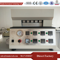 Factory Price Heat Sealer Plastic Film Sealer, Electronic Hot Seal Tester for Food Packaging