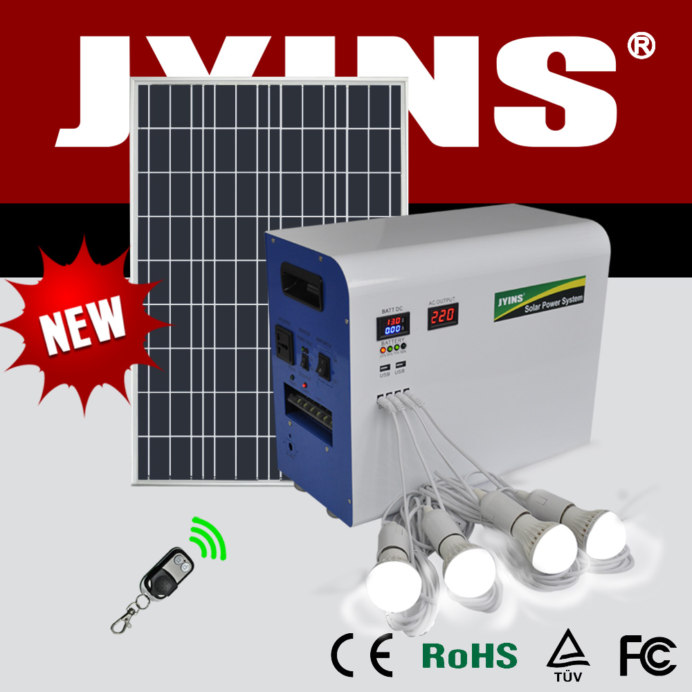 300w 500w 1000w 1kw projects mini complete home solar power system