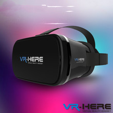 Vr Here Phone 3 D Glasses 3 D Virtual Reality Vr Game Glasses Phone Storm Vrbox Mirror