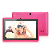 Best seller china tablet 7 inch tablet wifi bluetooth q8 tablet pc