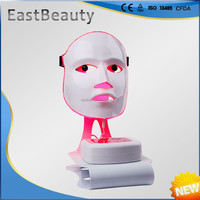 home use fical mask electronic facial heating mask