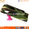 Colorful Soft Walkie Talkie Camo Custom Unique Silicone Soft Case Manufacturer