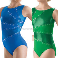 Norns Hot Sexy Gymnastics Costume Leotards For Women