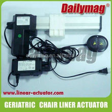 Electric Hospital Bed 24V Dc Linear Actuator 6000Kg