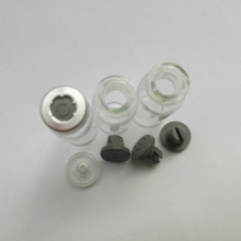 Gmp Butyl Rubber Stopper For Infusion Solution Medicine Bottle