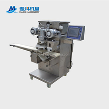 Snack wheat food automatic forming encrusting machine serie