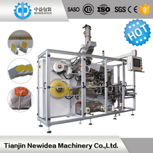 C10 Multi-Function used twin chamber tea bag packing machine
