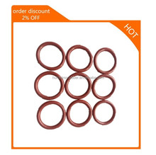custom FKM/FPM coated different color viton o ring OEM