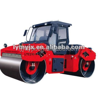 Factory price of hydraulic drive double drum vibratory 10ton roller