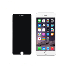 mobile accessories Anti-Spy anti broken 9H Hardness Tempered Glass privacy screen protector for iphone 6/6Plus